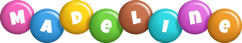 madeline candy logo