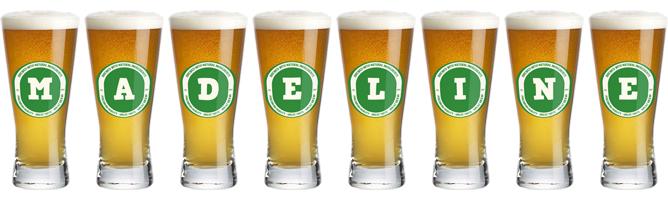 madeline lager logo