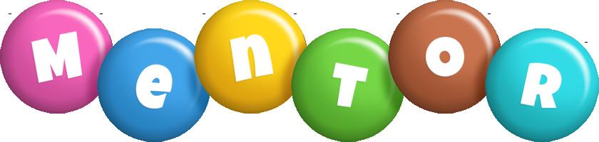 mentor candy logo