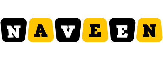 naveen boots logo