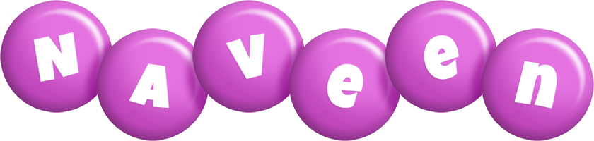 naveen candy-purple logo