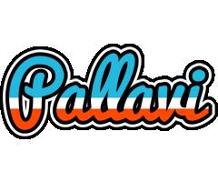 pallavi america logo