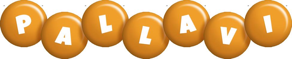 pallavi candy-orange logo