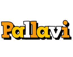 pallavi cartoon logo