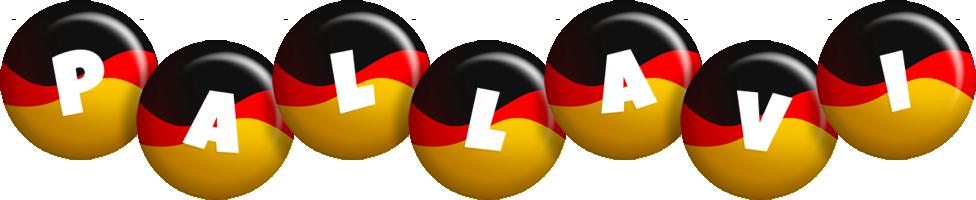 pallavi german logo
