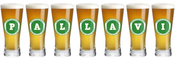 pallavi lager logo