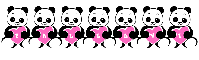 pallavi love-panda logo
