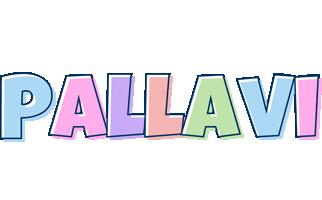 pallavi pastel logo