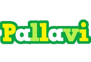 pallavi soccer logo