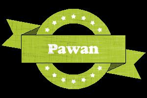 pawan change logo