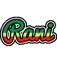 rani african logo