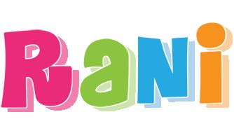 rani friday logo