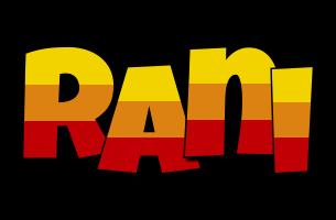 rani jungle logo