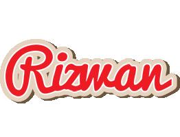 rizwan chocolate logo