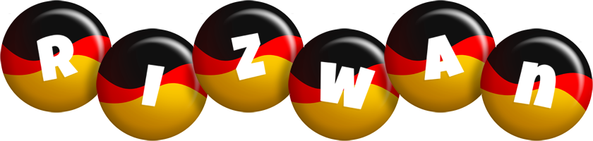 rizwan german logo