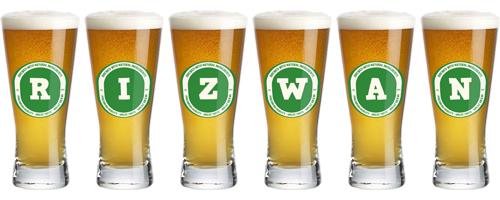 rizwan lager logo