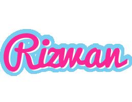 rizwan popstar logo