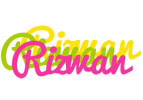 rizwan sweets logo