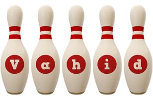 vahid bowling-pin logo