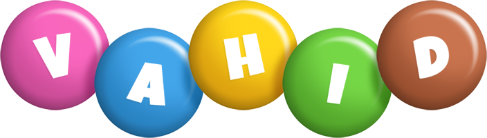 vahid candy logo