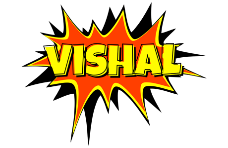 vishal bazinga logo
