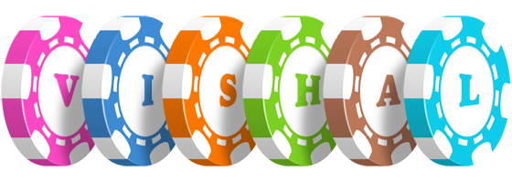 vishal bluffing logo