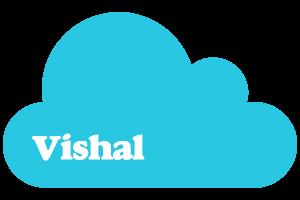 vishal cloud logo