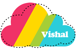 vishal cloudy logo