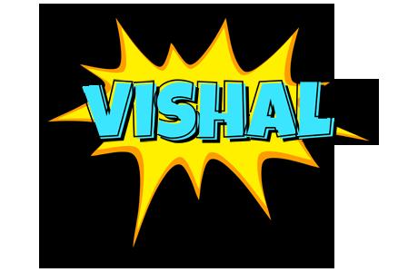 vishal indycar logo