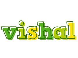 vishal juice logo