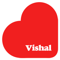 vishal romance logo