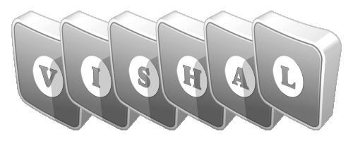 vishal silver logo
